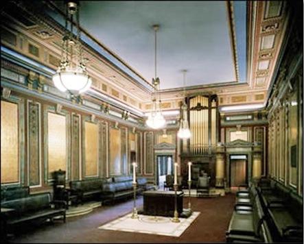 Carpenter Emanuel Lodge - The Empire Room